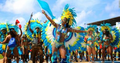 Carnaval Barbade: Crop Over festival des Caraibes, petites Antilles