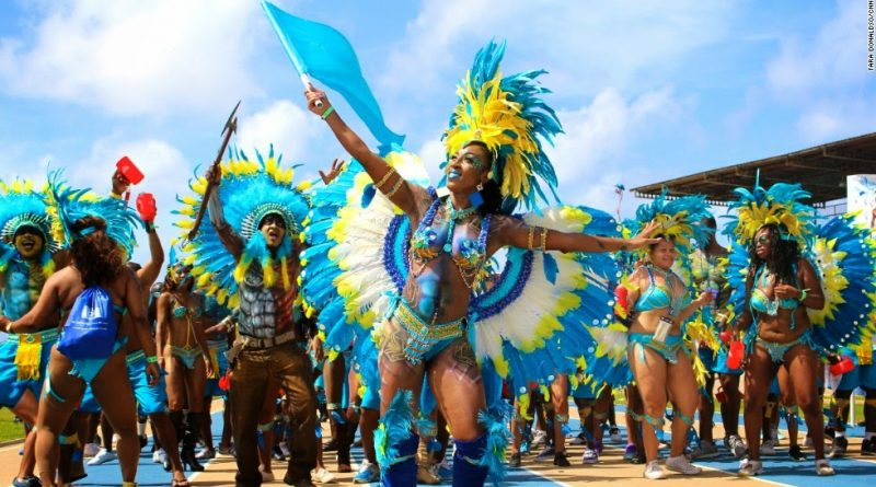 Carnaval Barbade: Crop Over festival des Caraibes, petites Antilles