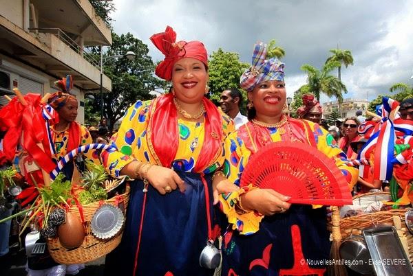 Fête des cuisinière en Guadeloupe, Antilles françaises
