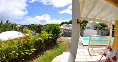 Hotel petit havre Guadeloupe: séjour demi pension vol + hôtel