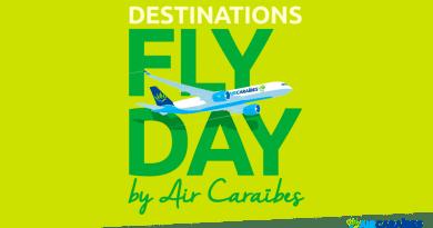 Black Friday Air Caraïbes Fly Day : promo billet d'avion pas cher Guadeloupe , Martinique, Guyane, Cuba, Punta Cana au départ de Paris Orly 4.