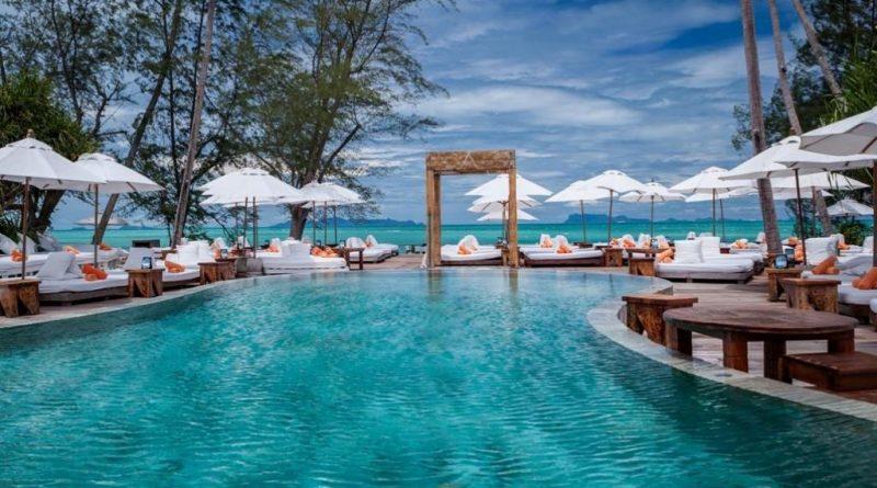 Niki Beach resort Koh Samui : piscine, séjour tout compris en Thailande