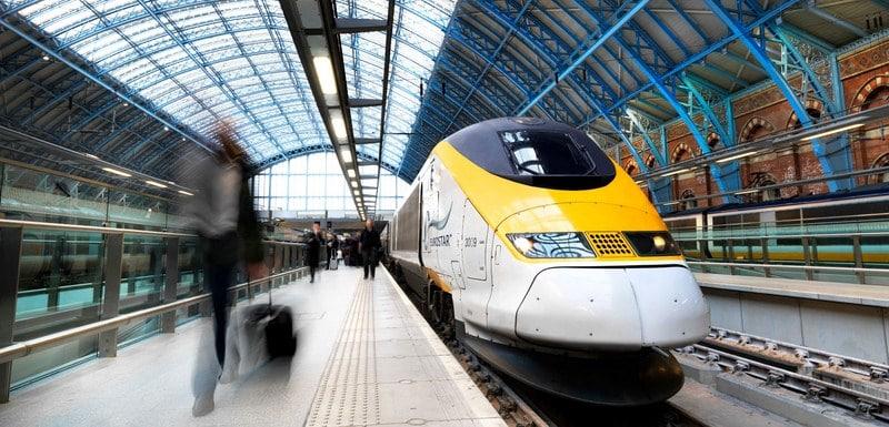 Eurostar : promo Londres billets 29€