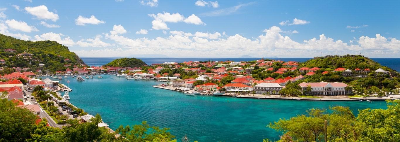 Séjour Saint Barthélémy tout compris : voyage Caraibes