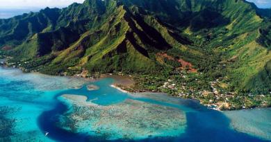 Paysage Haiti, Grandes Antilles, archipel des Caraïbes