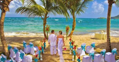 Mariage Sainte Lucie - Mariage dans les Caraibes