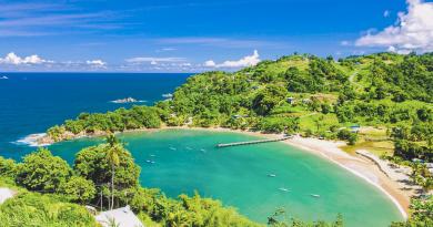 Trinidad et Tobago : Paysage Caraïbes