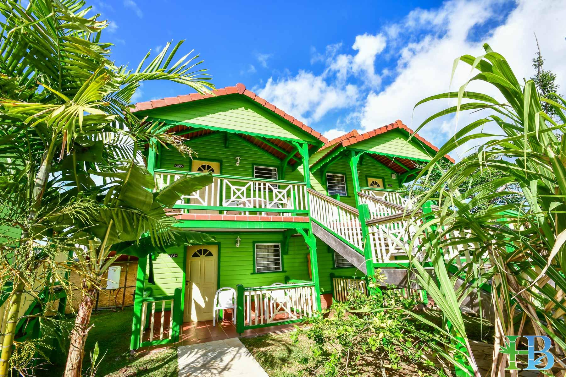 Voyage Martinique : séjour hôtel bambou