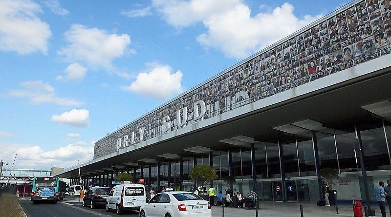 aéroport Orly sud et ouest