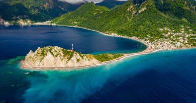 Visiter la Dominique. Ce qu'il faut voir et faire. Île des Caraïbes.