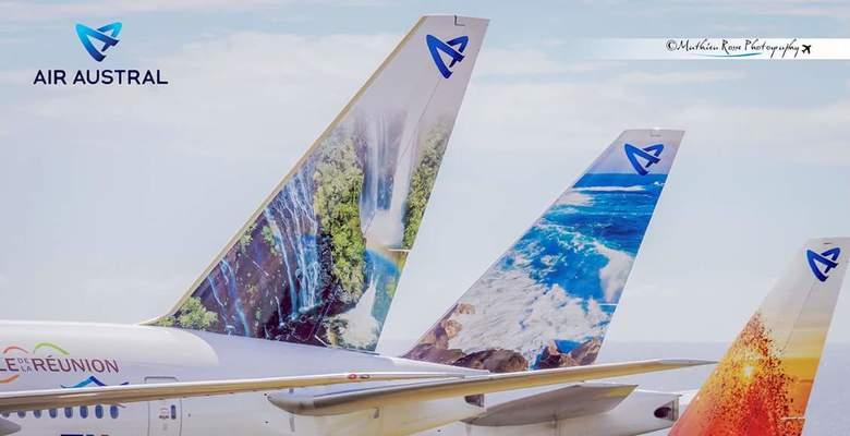 Vente privée Air Austral : promo vol Réunion
