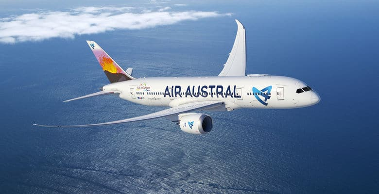 Billet discount Paris-Mayotte : promo Air Austral