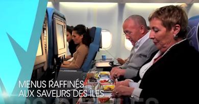 Air Caraibes Surclassement senior en Classe Caraïbes, classe Affaire