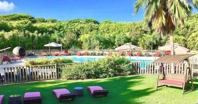 Séjour Guadeloupe + location voiture résidence le Vallon à Saint François