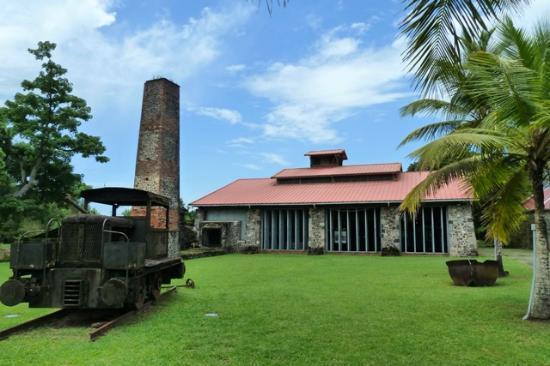 Maison de la canne en Martinique à visiter
