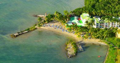 Résidence Canelle Beach Hôtel en Guadeloupe