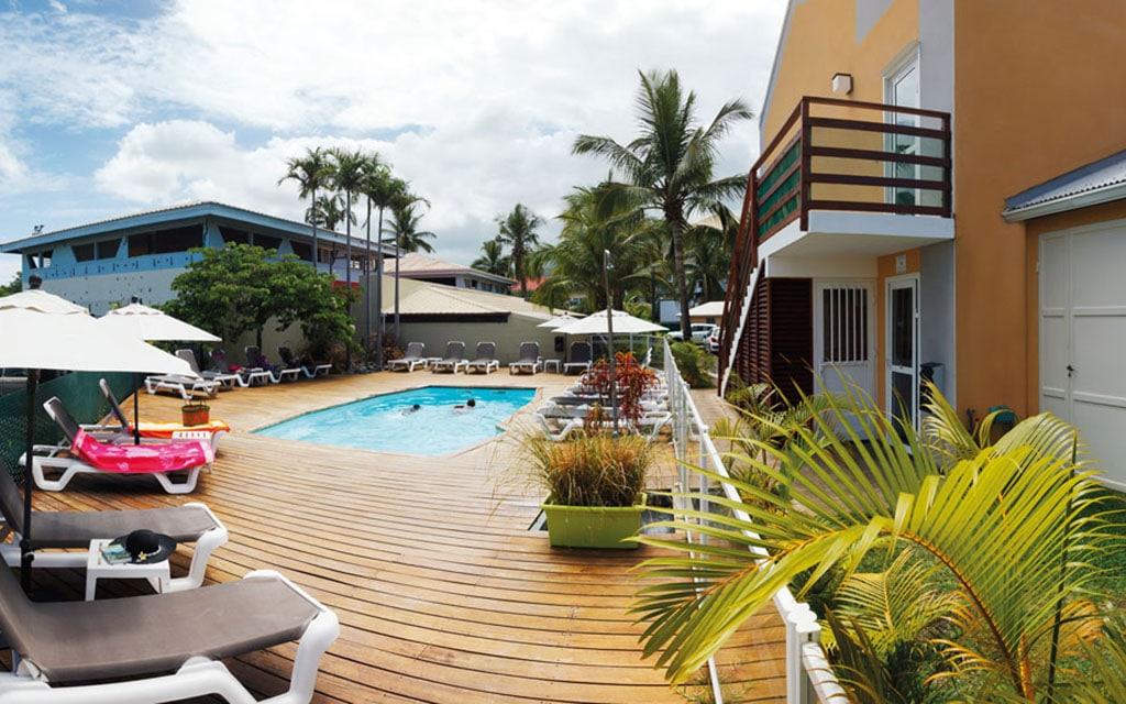 Séjour Réunion Résidence Tropic Appart'Hôtel à Saint Gilles les bains