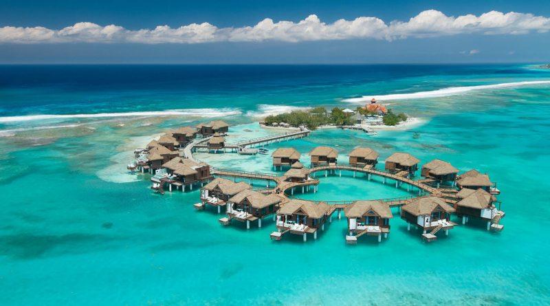 Voyage de luxe aux Caraibes avec sandals resorts