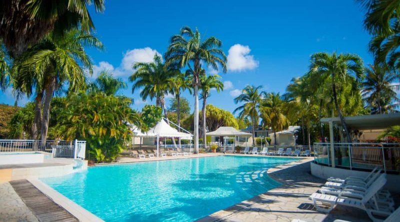 Séjour Guadeloupe en demi pension à l'Hôtel golf villageSaint François