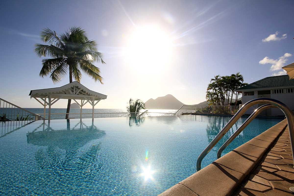 Séjour Martinique pas cher: résidence Diamant Beach paiement en plusieurs fois
