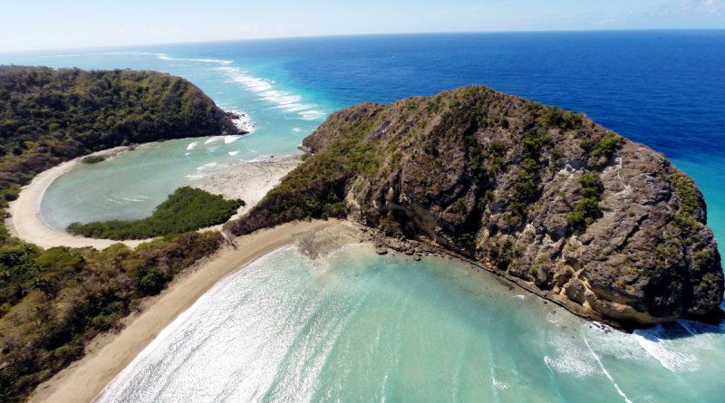 Visiter Mayotte : région de Moya, plage
