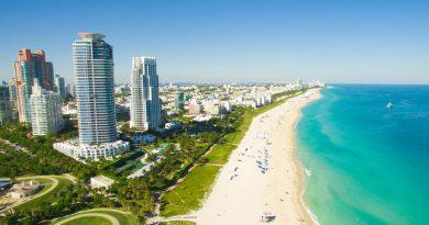 Partir et visiter Miami , ce qu'il faut faire et voir à Miami beach.