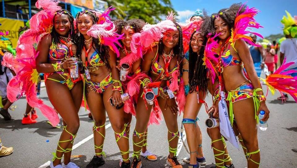 Carnaval de Sainte Lucie : date, durée et programme. Carnaval des Caraibes
