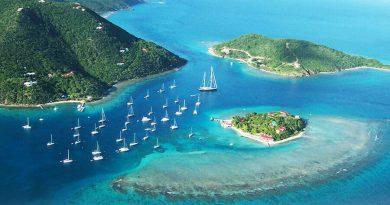 Visiter Tortola: iles vierges britanniques des Caraïbes aux petites Antilles