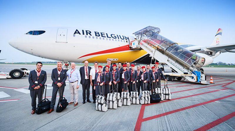 Air Belgium : équipage