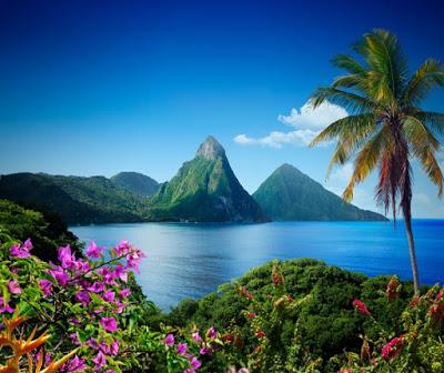 Ce qu'il faut visiter à sainte Lucie, les lieux à découvrir Caraibes
