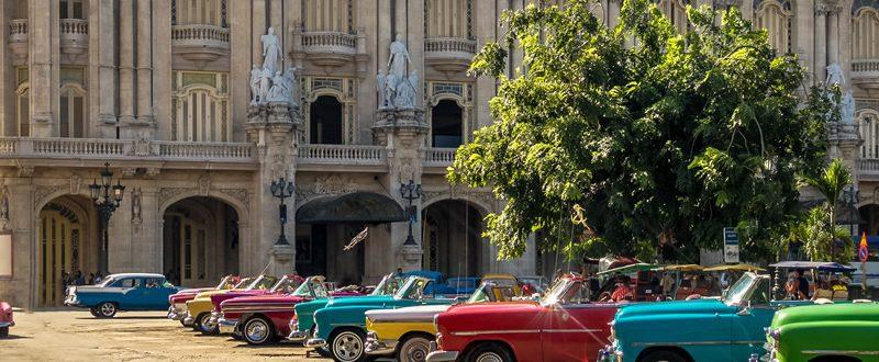 La Havanne : Circuit Cuba