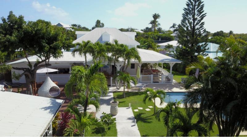 Chez Flo Guadeloupe: location villas à Saint François