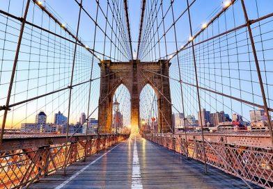 Séjour New-York : vol + hôtel 428€