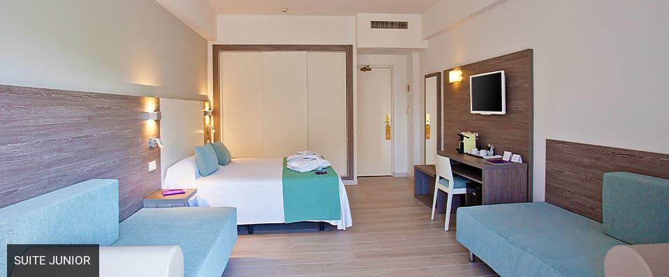 Chambre d'hôtel Fergus Bermuda . Chambre avec lit double  et