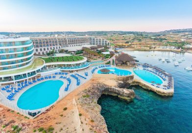 Ramla Bay Hôtel : séjour demi pension à Malte