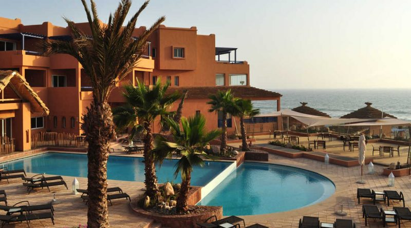 Voyage Maroc pas cher Agadir: Hôtel Agadir Paradis plage surf