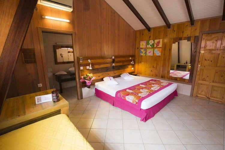 hôtel Bambou : location gîte Martinique