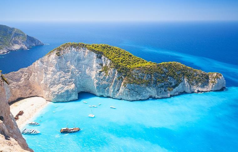 Grèce : quand partir en Grèce, et où aller selon les périodes;