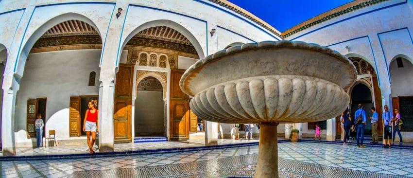 Palais Bahia Marrakeck : Voyage tout inclus Maroc pas cher