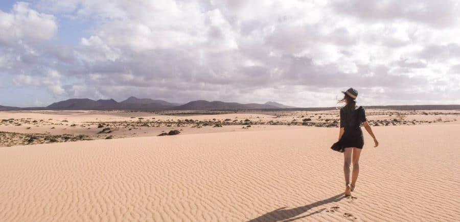 Parc national corralejo : lieux à visiter aux Canaries