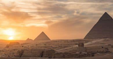 Pyramides de Gizeh : voyage Égypte tout compris