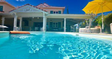 villa Boubou: location villa de luxe Guadeloupe