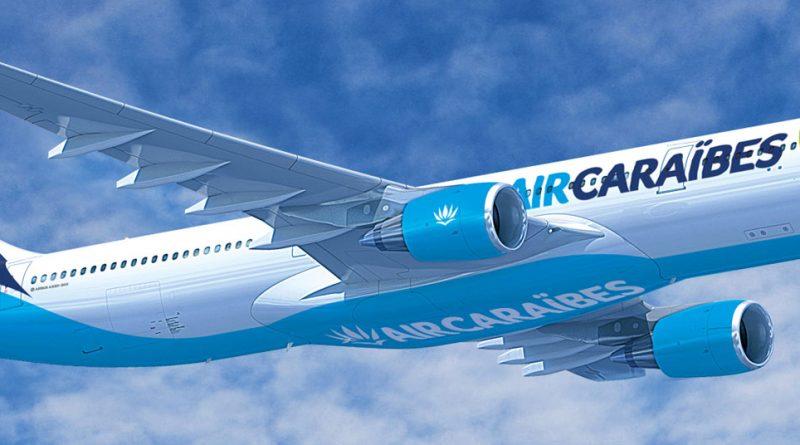 Air Caraïbes : reglement enregistrement en ligne et bagages en soute et cabine