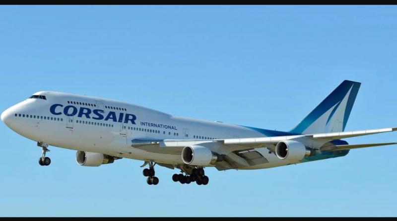 promo Corsair crazy Soldes 2020: billets d'avion pas chers + surclassement vente privée veepee