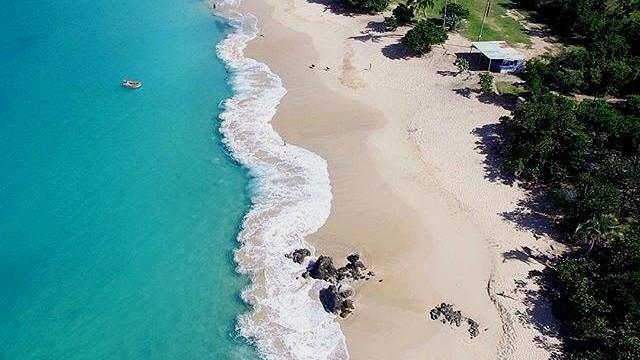 Saint Martin : île des Caraïbes à visiter lors d'une croisière aux Caraïbes.