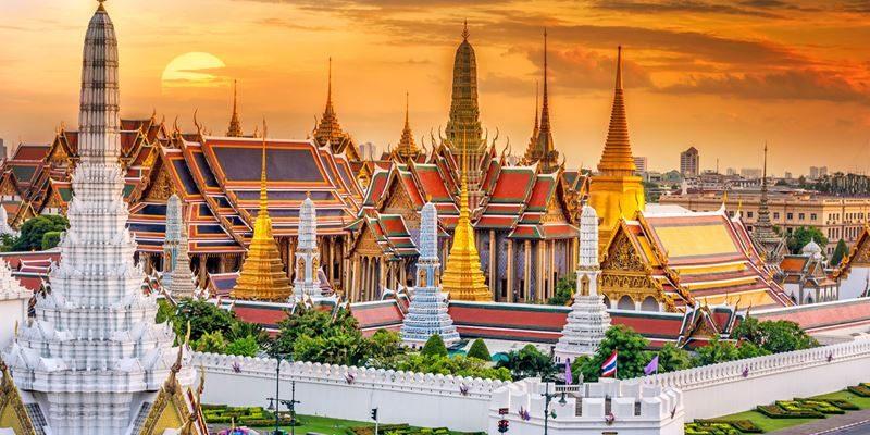 Vol discount Bangkok : billet d'avion paris Bangkok pas cher