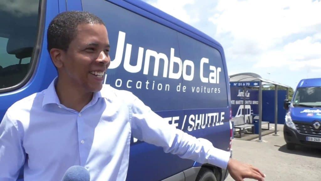 Jumbo Car Martinique , agence de location de véhicules à l'aéroport de  Martinique .