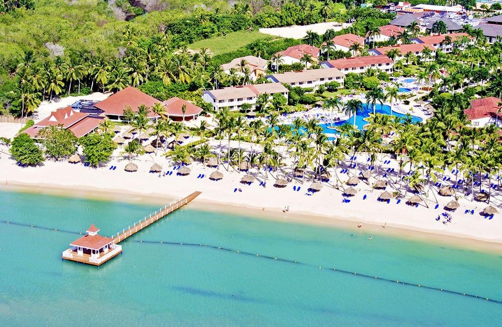 voyage à Bahia Principe République dominicaine pour un voyage tout inclus .