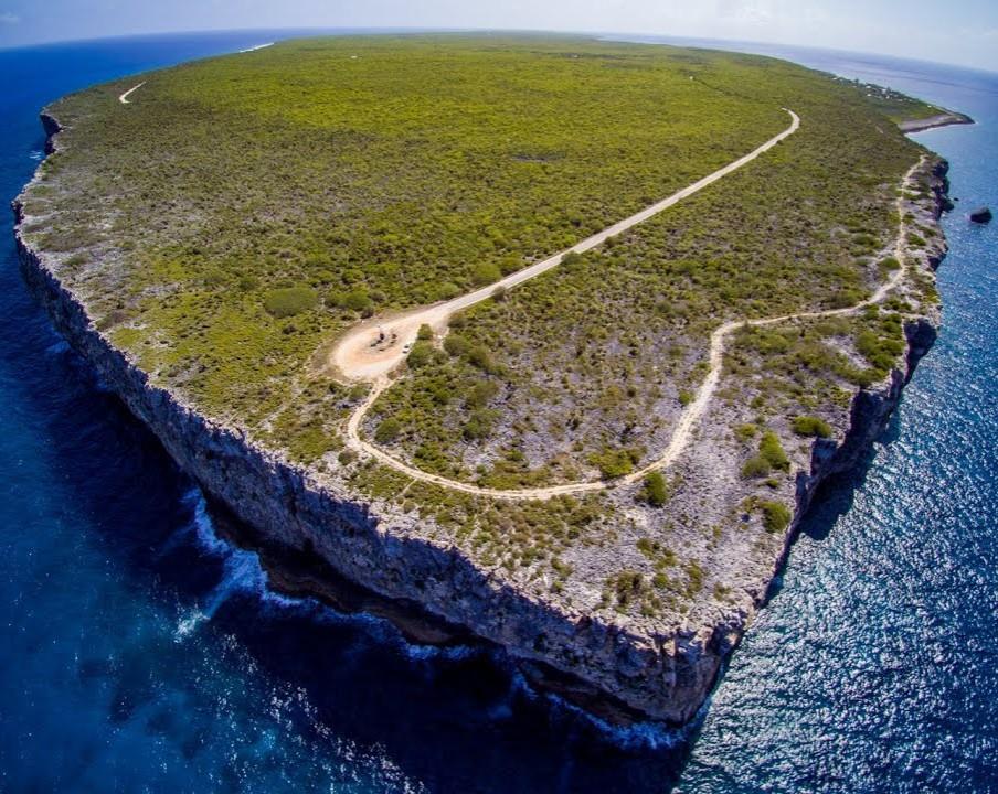 Caiman brac : endroit touristique de l'archipel des Caimans