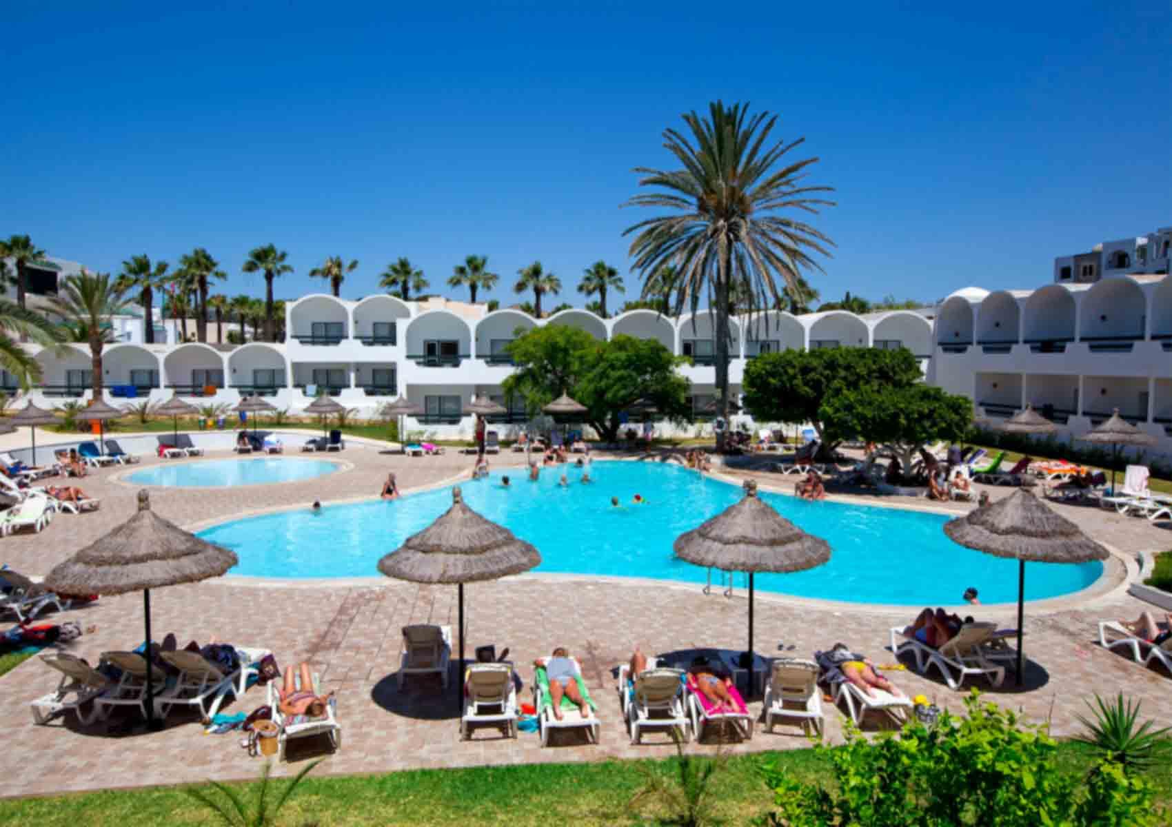 Voyage pas cher en Tunisie : séjour tout compris 1 semaine à Hammamet